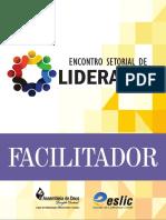 Crachas - Encontro Setorial de Liderança 2017 Graf.