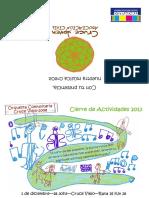 Programa Cierre 2013-Recto