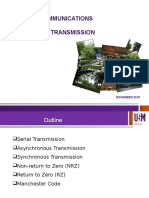 Week 5 - Binary Data Transmission