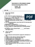 Class6 History