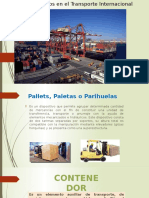 Terminos Logisticos de Transporte