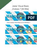 Como Instalar Visual Basic 6