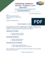 Carta Credencial Modelo Cn_2017