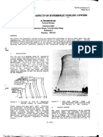 Structural Design Aspects of Hyperbolic Cooling Towers by N. Prabhakar