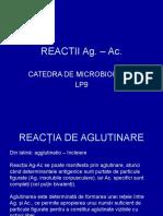 Lp 9 Microbiio Reactia Ag Ac