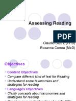 64,706,Assessing Reading Part 2 | Multiple Choice | Test (Assessment)