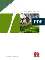 Huawei S5720-EI Switch Data Sheet