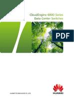 HUAWEI CloudEngine 6800 Switch Datasheet.pdf