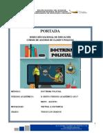 Modulo de Doctrina Policial II Grupo 2017.pdf