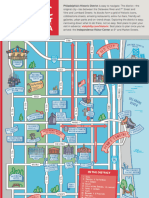 Where Magazine Map - Philadelphia's Historic District