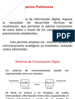 Introduccion a La Modulacion Digital