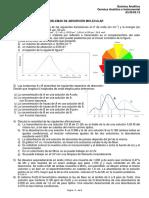 Absorción Molecular Problemas 2015