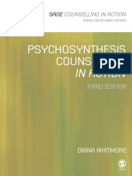 Diana Whitmore-Psychosynthesis Counselling in Action (Counselling in Action Series) (2004)