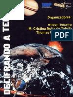 Decifrando a Terra - Wilson Teixeira