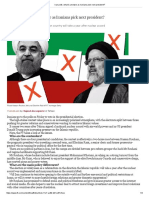 Iran Polls_ What is at Stake as Iranians Pick Next President