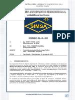 Informe Control de Tiempos Rampa 7400(-)