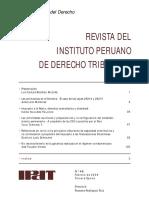 Revista Derecho Tributario