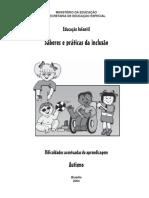 Saberes e Práticas Da Inclusão - Autismo - Ministério Da Educação