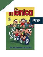 A Turma da Mônica - um amiguinho diferente - Mauricio de Sousa.pdf