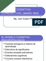 Terapia Cognitiva Conductual Sesión Dos 2