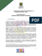 SEDBOGOTA - Política Currículo 40x40