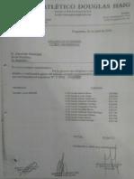 Un intendente PRO regaló $3 millones del municipio para los sueldos de futbolistas de su club