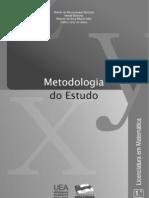 Licenciatura em Matemática - Metodologia do Estudo
