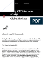 2015 Ceo Success Study