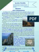 Meteora Rocks & Monasteries