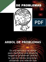 3b. Arbol de Problemas 2016