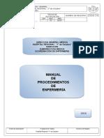 Manual de Procedimientos 2016