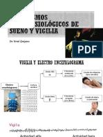 Mecanismos Neurofisiológicos de Sueño y Vigilia