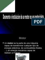 Desmonte e Instalacion de Un Motor
