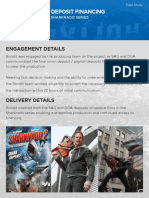 Case Study - Union Deposit Financing - Sharknado Series