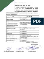 Comunicado N 001–2017–CE–AFSM - Modificacion de Cronograma