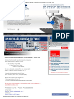 Software CAD CAM en Español _ Post Procesadores CNC CAD CAM