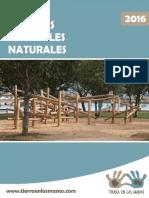 Guía Parques Infantiles Naturales 2016