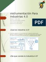 Instrumentación Para Industrias 4