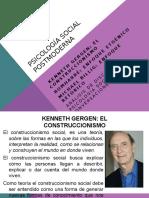 Psicologia Social Postmoderna