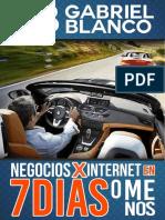 Negocios Por Internet en 7 Dias (LEIDO)