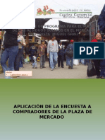 Propuesta de Un Programa Para El Manejo de Los Residuos Solidos en El Mercado Miguel Grau