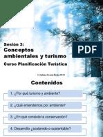 Herless Alvarez Bazán ambiental turismo