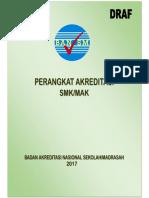 Draf 04. Perangkat Akreditasi SMK-MAK 2017 (Untuk Telaah BAP Dan Pelatihan ToT).. )