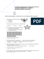 Tema 5 Untuk Kelas 1 k 13