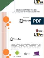 Desenvolvimento de Aplicações Móveis Híbridas - 1