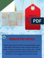 Analisis Porter Pada Industri Ritel