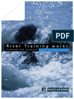 River Training Works - Weirs