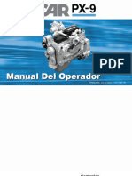 Engine Manuals_PACCAR PX-9 Engine Operator's Manual Spanish