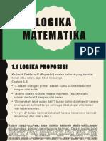 Logika Matematika i