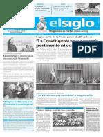Edicion Impresa Elsiglo 20-05-2017